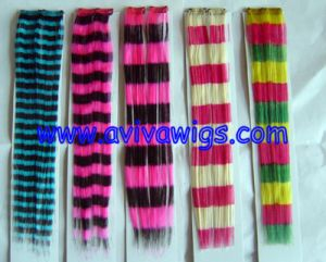 Synthetic Hair Clip in Hair pictures & photos