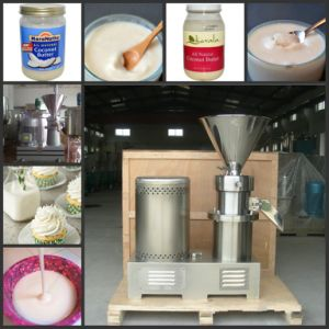 Factory Supply Peanut Butter Grinding Machine pictures & photos
