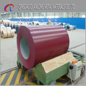Shandong CGCC PPGI Pre-Painted Galvanized Steel Coil pictures & photos