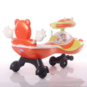 China Children Toys Car Kids Plasma Car with Musics pictures & photos