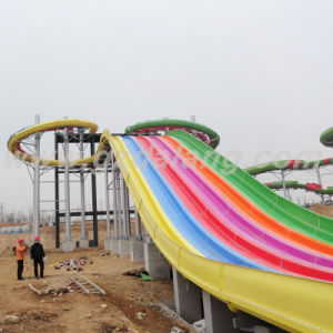 Rainbow Slide with Mat pictures & photos