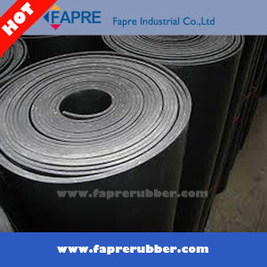 High Quality Anti-Oil Black Nitrile Rubber Sheet in Roll pictures & photos