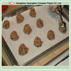 40g 40cmx60cm Baking Parchment Paper Sheets Oven Pan Liner pictures & photos