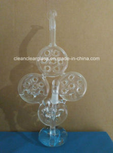 King Swiss Perc Water Pipe Glass Smoking Pipe pictures & photos
