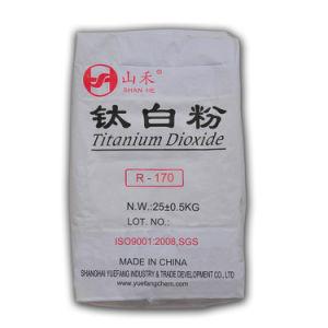 Rutie Titanium Dioxide (TiO2) for Plastic Masterbatch pictures & photos