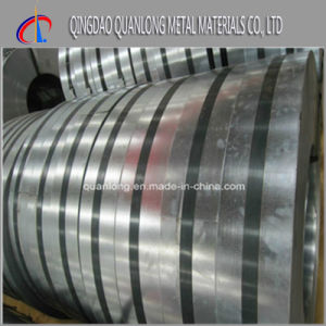 Hot Dipped Zinc Coated Steel Strip for Construction pictures & photos