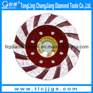 Sintered Abrasive Concrete Diamond Cup Grinding Wheel pictures & photos