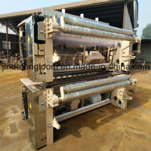 Polyester Fabric Water-Jet Weaving Loom Textile Machine pictures & photos