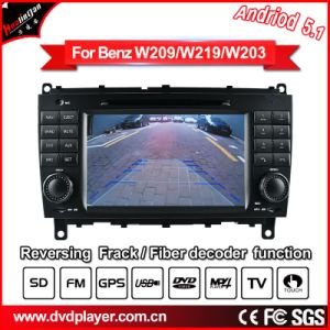 Auto DVD for Benz Clk W209 / Cls W219 Android GPS Receiver Navigation pictures & photos