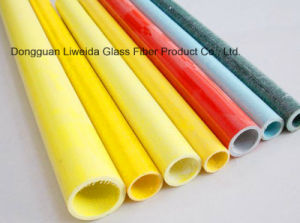 Multi-Function Fiberglass GRP FRP Tube/Pole/Pipe with Lightweight