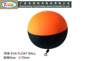 Dia 70mm EVA Fishing Float Ball pictures & photos