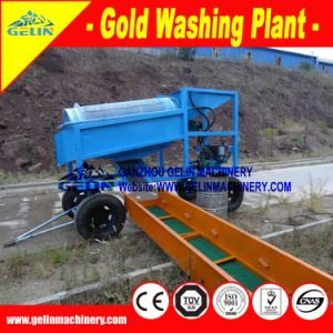 China Supplier for Tumbler Sieve Machine to Washing Gold Machine for Separate Gravel pictures & photos