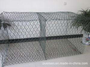 Cheap Retaining Wall Metal Wire Mesh Gabion Box Stone Cage pictures & photos