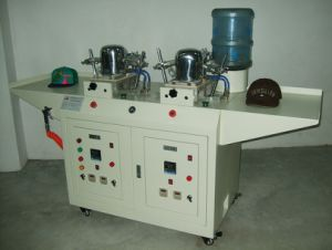 Automatic Cap Ironing Machine with Boiler/Cap Blocking Machine/Cap Steamer Machine
