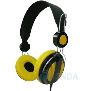 Cheap Computer Headphone Without Mic for Russia