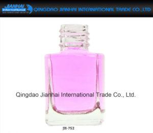 10ml Rectangle Transparent Glassware Nail Polish Bottle pictures & photos