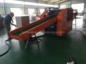 Brush Adhesive Tape Short Cutting Machine pictures & photos