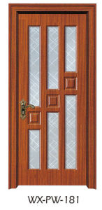 PVC Door (WX-PW-181) pictures & photos