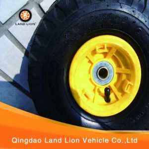 Manufacture Kinds Model of Plastic Rim of Rubber Wheel 3.50-4, 3.00-4, 3.50-8 pictures & photos