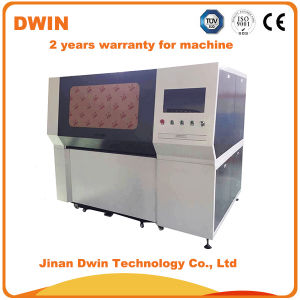 Ce 500W 1000W Alloy Stainless Steel Fiber Laser Cutting Machine pictures & photos