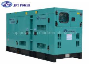 4 Cylinders Soundproof with Perkins Diesel Generator Set, Weatherproof Diesel Generator pictures & photos