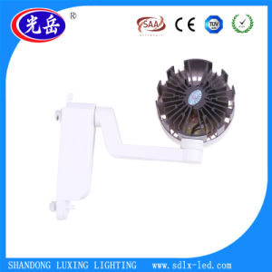 2wire 3wire 4wire Black Color Body High Quality Ce RoHS 20W LED Track Light pictures & photos