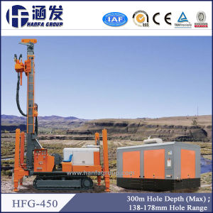 Competitive Price, Quality Assurance! Hfg-450 Mini Water Drilling Rig pictures & photos