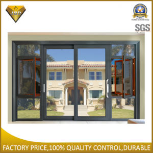 Latest Design Double Glazing Aluminum Windows and Doors (JBD-B7) pictures & photos