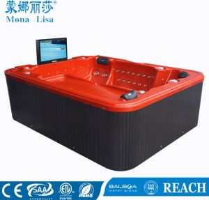 Attractive Whirlpool SPA Pool Outdoor Jacuzzi (M-3359) pictures & photos