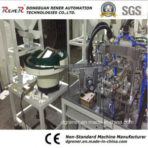 High Performance Non-Standard Automatic Making Machine for Plastic Hardware pictures & photos