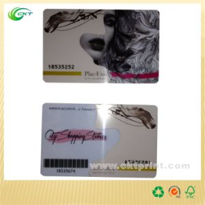 Thermal Printed Cards (CKT-PC-142)
