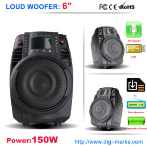 2016 Your Best Choice New Wireless Bluetooth Digital Speaker pictures & photos