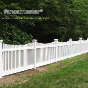 Vinyl Fence Provides Long-Lasting Value and Performance pictures & photos