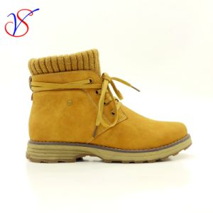 Three Color Men Women Safety Working Work Boots Shoes Sv-Wk-006-Tan pictures & photos