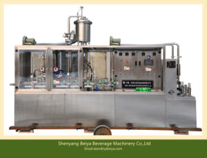 Brick-Shape Carton Milk Filling Machines (BZ-1000) pictures & photos