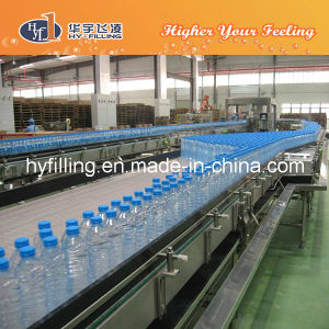 Hy-Filling Filled Bottle Conveyor/Conveying System pictures & photos