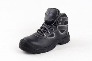 S1p Full Grain Leather/Cow Split Leather Safety Shoes Sy5003 pictures & photos