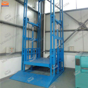Hydraulic Freight Elevator with CE pictures & photos