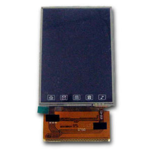 3.2 Inches LCD Screen with Touch Panel