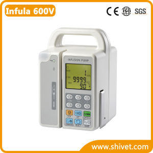 Vet Infusion Pump (Infula 600V) pictures & photos