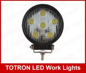 Professional 18W LED Spot Working Lamp pictures & photos
