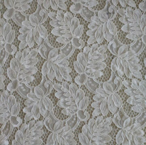 Hot Sale Lace Fabric (carry with oeko-tex standard 100 certification) pictures & photos