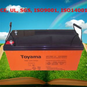 AGM Battery VRLA Battery Deep Cycle Battery New Energy Motive Battery 12V200ah pictures & photos