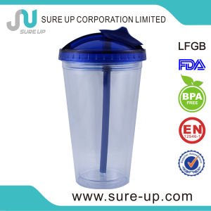 The Newest Plastic Double Layer Thermos Bottles (MPUT) pictures & photos