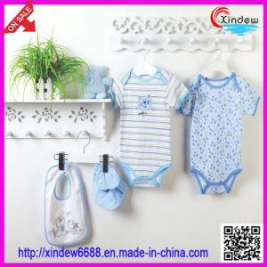 5 PCS Cotton Baby Wear Set pictures & photos