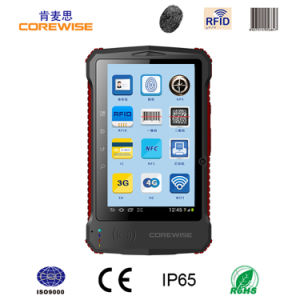 New Design Handheld Wireless Laser 2D Barcode Scanner with Free Sdk pictures & photos