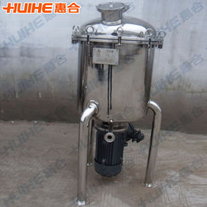 Stailess Steel Vacuum Emulsifier for Sale pictures & photos