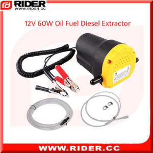 12V 60W Oil Fuel Extractor Scavenge Suction Transfer Pump pictures & photos