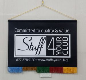 Custom Design Polyester Pennants Banners pictures & photos