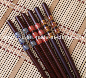 Nice Design Chinese Wood Bamboo 24cm Length Chopsticks Sx-Cc011 pictures & photos